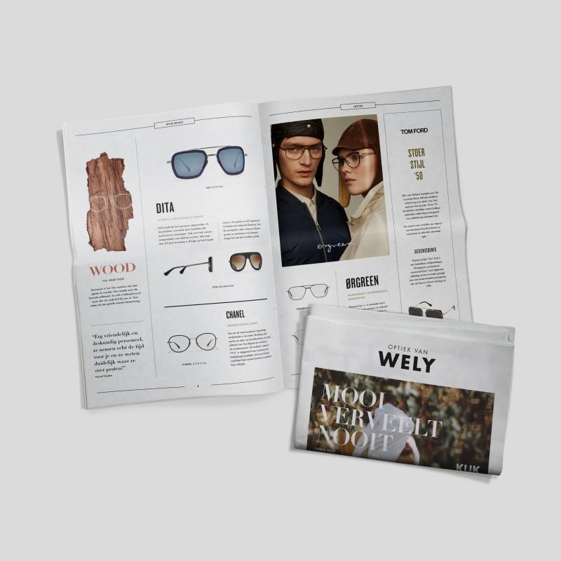 Optiek van Wely tabloid 2020 mock-up
